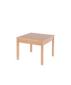 Dětský stůl dýhovaný Hubert, Sádlík česká výroba nábytku pro mateřské školy, školky, dětské koutky