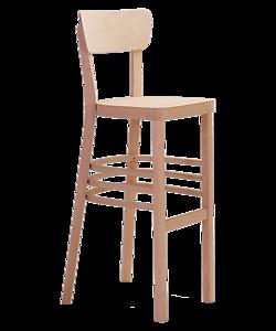 barová židle do kuchyně Nico Bar, český výrobce nábytku Sádlík