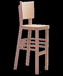 barová židle Linetta Bar, český výrobce nábytku Sádlík