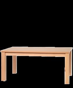 dřevěný bukový stůl TOPALOV, tradiční český výrobce židlí a stolů Sádlík