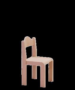 stohovatelná dětská židlička David krempa, Sádlík český výrobce školního nábytku