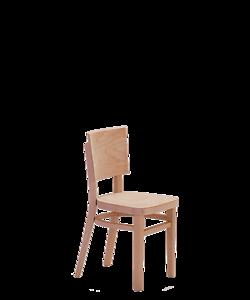 dětská ohýbaná židle Linetta kinder, český výrobce ohýbaného nábytku Sádlík, vybavení pro školky, školy, družiny