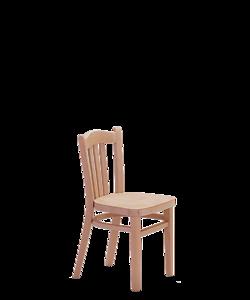 dětská židlička Linetta kinder, český výrobce ohýbaného nábytku Sádlík, vybavení pro školky, školy, družiny, dětské koutky