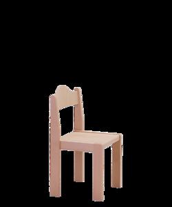 stohovatelná dětská židlička Mates klasik, Sádlík český výrobce nábytku i pro školky