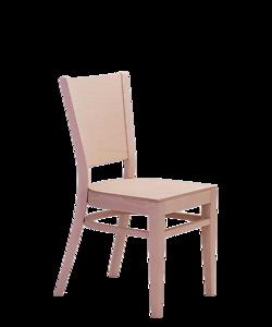křeslo dřevěné Arol, český výrobce ohýbaných židlí Sádlík