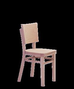 dřevěné jídelní židle Linetta 1194, český výrobce židlí a stolů Sádlík