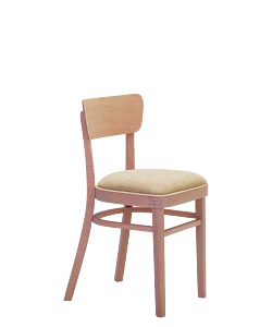 židle čalouněná Nico P od českého výrobce židlí Sádlík