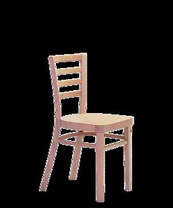 dřevěná jídelní židle Selima, Sádlík židle od českého výrobce.