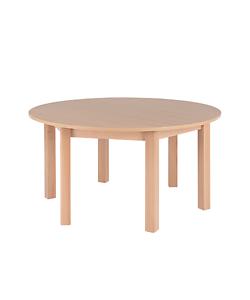 Dětský stůl kulatý, Sádlík český výrobce nábytku, výrobce nábytku pro mateřské školy, školky, jesle, dětské herny, družiny
